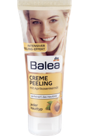 Пилинг крем Balea Peeling Creme, 75 мл