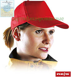 Кепка рабочая REIS Польша (бейсболка) CZ C