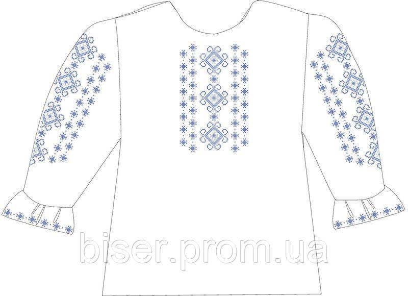 Заготовка вышивки бисером Детская блузка СВДП-11 8e8ab24073b0f