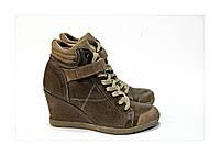 Женские Ботинки. Оссение  ботинки.Испания. ZARA.