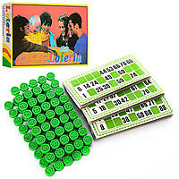 """Игра """"Лото"""" карточки, бочонки, 888"""