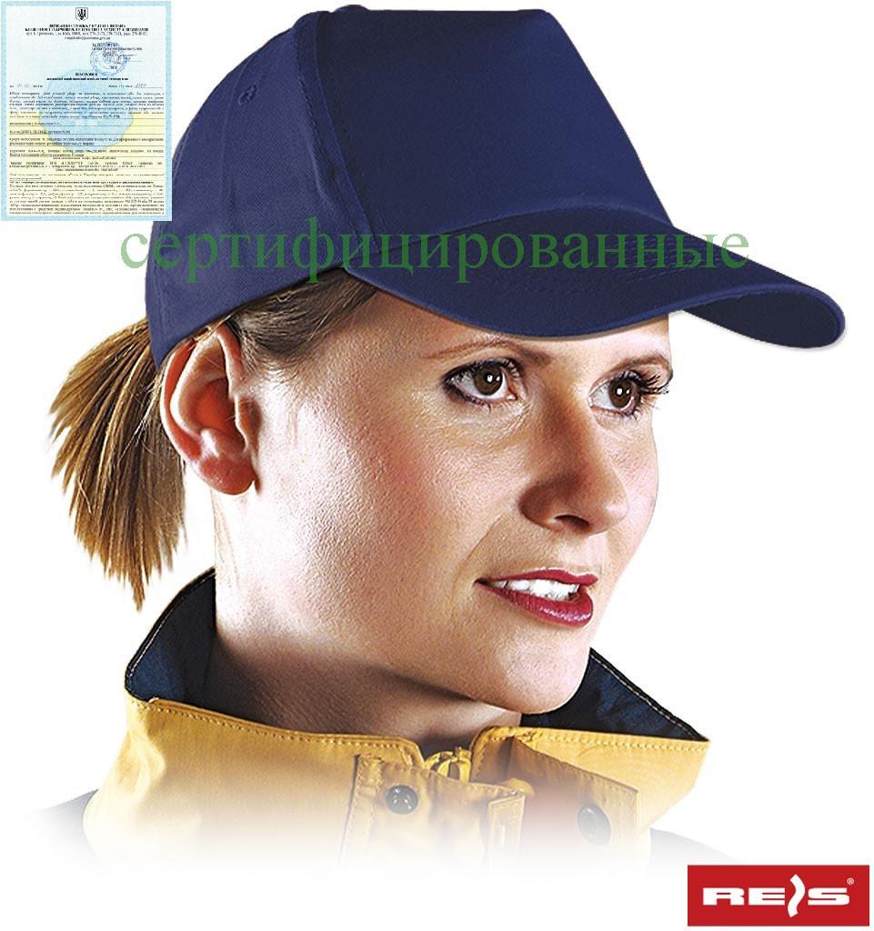 Кепка рабочая REIS Польша (бейсболка) CZ G