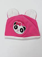 Детская трикотажная шапка для девочки Bexa Польша 44р ed065d66689f8