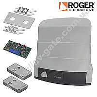 Комплект автоматики Roger для отканых ворот (масса до 600 кг) KIT H30/640