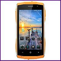 Смартфон Homtom Zoji Z6 1/8 GB (ORANGE). Гарантия в Украине 1 год!