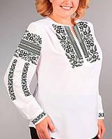 Заготовка вишиванки жіночої сорочки та блузи для вишивки бісером Бисерок  «Сокальська-2» ( c81d7e76cbbf0