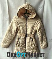 """Куртка-плащ детская на девочку (8-12 лет) """"Spider"""" купить оптом со склада LB-1048"""