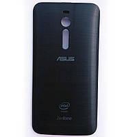 Задняя крышка для Asus ZenFone 2 (ZE550ML), черная