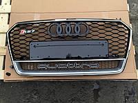 Решетка радиатора Audi A7 QUATTRO 2015-