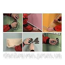 Клей герметик MS-Polymer Hybrifix 290ml Den Braven , фото 3