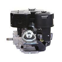 Двигатель бензиновый WEIMA WM190F-L(R) NEW (16 л.с., шпонка, вал 25 мм, редуктор), фото 3