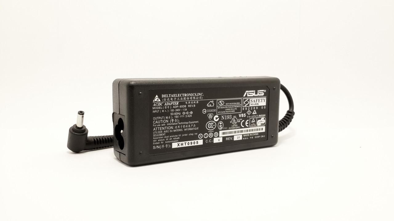 Блок питания для ноутбука ASUS Chromebook C200 65W 19V 3.42A 4.0*1.35mm