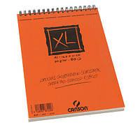 Альбом спираль А5 для графики Canson XL 90г/м 60л. Слоновая кость CON-200787220R