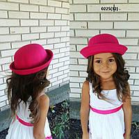 Весенняя  шляпка детская 0225(32)