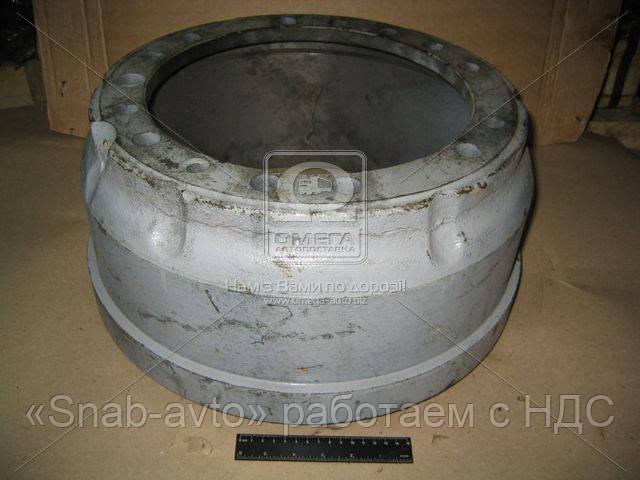Барабан тормозной МАЗ (бездисковые колеса) 12 шпилек (производство Беларусь) (арт. 5336-3501070-01), AHHZX