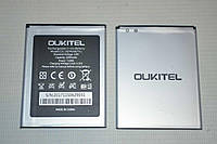 Оригинальный аккумулятор (АКБ, батарея) для Oukitel C3 2000mAh