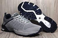 Baas серые текстильные кроссовки для зала унисекс , фото 1