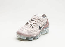 "Кроссовки Nike Air Vapormax Flyknit ""String / Chrome - Sunset Glow"", фото 3"