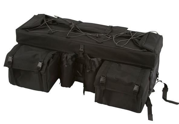 Кофр для квадроцикла ATV ткань черная 90л