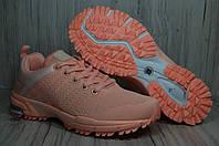 Персиковые женские кроссовки Baas , фото 1