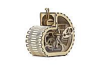 """Механический конструктор из дерева 3D """"Улитка - копилка"""" Mr.Playwood"""
