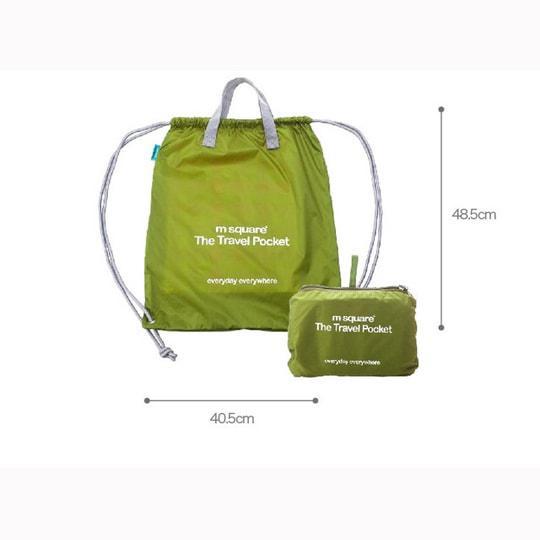 Размеры дорожной сумки-рюкзака