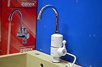Электрический кран-водонагреватель проточного типа Zerix ELW-06