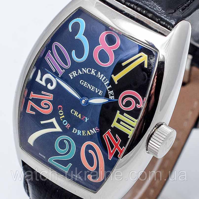 Часы Frank Muller Cintrée Crazy Hour. кл.ААА