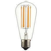 Лампа декоративна Едісона ST64 E27 40W VITO