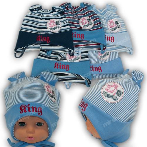 трикотажні шапки для хлопчиків