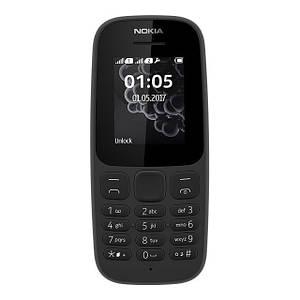Телефон Nokia 105 2017 Black