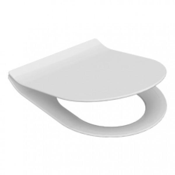 Сидение для унитаза IDEVIT Alfa Soft Close Slim (53-02-06-007)