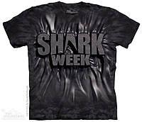 Футболка мужская 3D The Mountain Shark Week Inner Spirit T-Shirt Оригинал США