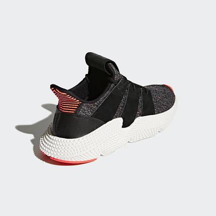 Женские кроссовки Adidas PROPHERE CLIMACOOL BLACK Черные, фото 2