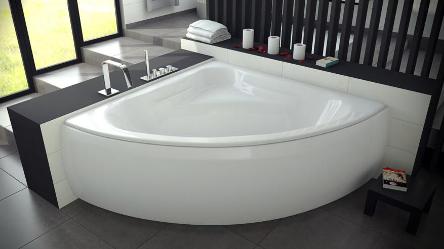 Картинки по запросу угловая ванна