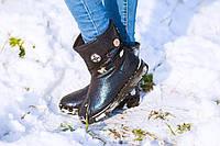 Женские зимние UGG из натурального нубука  35-40 размеры, фото 1