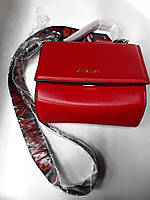 Модная мини-сумка через плечо Pandora Box люкс копия, кожа