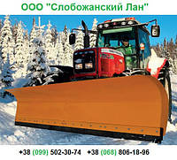 🇺🇦 Отвал для снега ВС-4000 к импортным тракторам