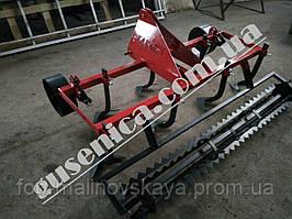"""Культиватор тракторный сплошной обработки """"Ярило STARmet 2.0"""" (ширина обработки 1.7м) +зубчатый каток"""