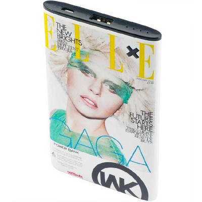 Power Bank WK Crave Elle 5000mAh