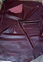 Кожа одежная стрейч Magisco бордо 0,5-0,6 мм Франция