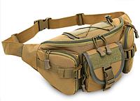 Тактическая сумка на ремень z1. 5л