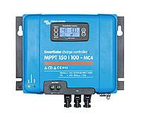 PV Контролер заряду для сонячних батарей Victron Energy SmartSolar MPPT 150/100 (100A, 12/24/48 B)