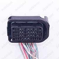 Разъем электрический 20-и контактный (48-28) б/у 211PC429S0034