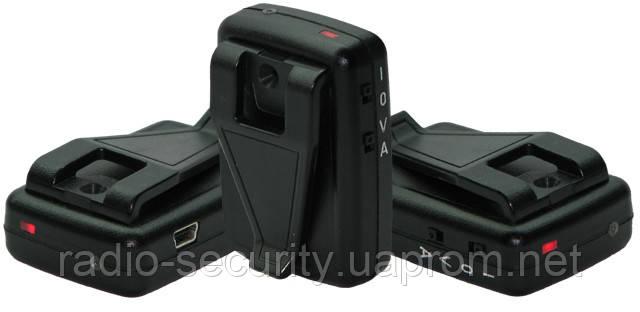 Малогабаритный видеорегистратор UNIKA AVR-8G носимый, нагрудный
