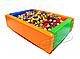 Сухой бассейн KIDIGO™ Прямоугольник 2,0 х 1,5 м MMSB8, фото 3