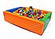 Сухой бассейн KIDIGO™ Прямоугольник 2,0 х 1,5 м MMSB8, фото 4