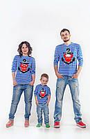 Семейный набор тельняшек «Моряки»