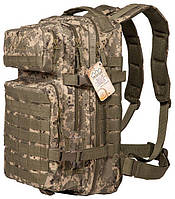 Тактический военный рюкзак Hinterhölt Jäger (Хинтерхёльт Ягер) 35 л Камуфляж (SUN0089)