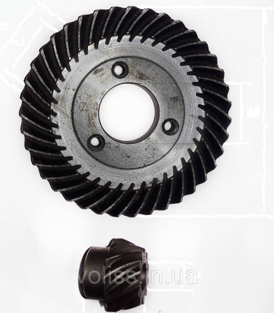 Шестерни Зенит ЦПЛ-406/2800